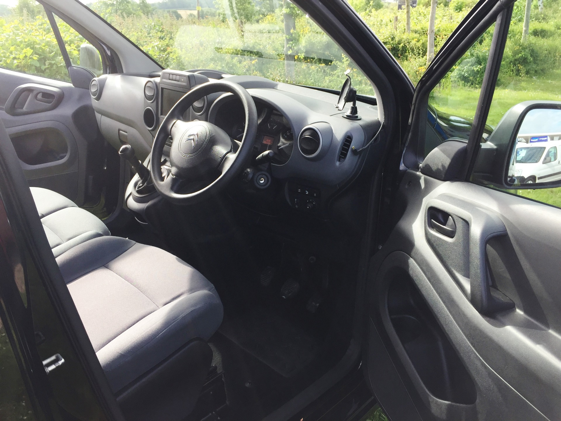 Used CITROEN BERLINGO 625 ENTERPRISE L1 HDI , BLACK, 1 6