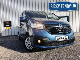 Used RENAULT TRAFIC in Frome, Somerset for sale
