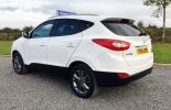 HYUNDAI IX35 DIESEL ESTATE 2.0 CRDI SE NAV 5dr 6 SPEED - 785 - 21