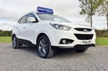 HYUNDAI IX35 DIESEL ESTATE 2.0 CRDI SE NAV 5dr 6 SPEED - 785 - 25