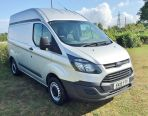 FORD TRANSIT CUSTOM 310 SWB HR Tdci. - 652 - 20