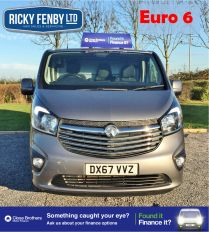 Used VAUXHALL VIVARO in Frome, Somerset for sale