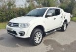 MITSUBISHI L200 2.5  DI-D 4X4 BARBARIAN LB Double Cab Pick Up 4WD 4Dr. - 570 - 28