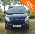FORD TRANSIT CUSTOM 270 LIMITED 125BHP SWB LR  - 611 - 2