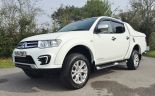 MITSUBISHI L200 2.5  DI-D 4X4 BARBARIAN LB Double Cab Pick Up 4WD 4Dr. - 570 - 35