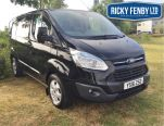 FORD TRANSIT CUSTOM 270 LIMITED 125BHP SWB LR  - 611 - 1