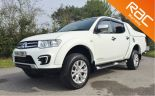 MITSUBISHI L200 2.5  DI-D 4X4 BARBARIAN LB Double Cab Pick Up 4WD 4Dr. - 570 - 2