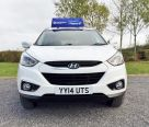 HYUNDAI IX35 DIESEL ESTATE 2.0 CRDI SE NAV 5dr 6 SPEED - 785 - 18