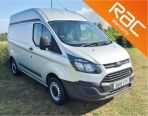 FORD TRANSIT CUSTOM 310 SWB HR Tdci. - 652 - 2