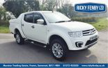 MITSUBISHI L200 2.5  DI-D 4X4 BARBARIAN LB Double Cab Pick Up 4WD 4Dr. - 570 - 1