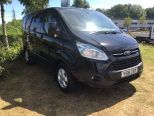 FORD TRANSIT CUSTOM 270 LIMITED 125BHP SWB LR  - 611 - 28