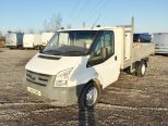 FORD TRANSIT ONE WAY TIPPER 350 DRW - 707 - 30