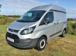 FORD TRANSIT CUSTOM 310 SWB HR Tdci. - 652 - 10