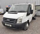 FORD TRANSIT ONE WAY TIPPER 350 DRW - 707 - 32
