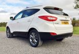 HYUNDAI IX35 DIESEL ESTATE 2.0 CRDI SE NAV 5dr 6 SPEED - 785 - 8