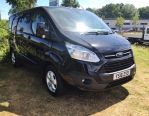 FORD TRANSIT CUSTOM 270 LIMITED 125BHP SWB LR  - 611 - 30