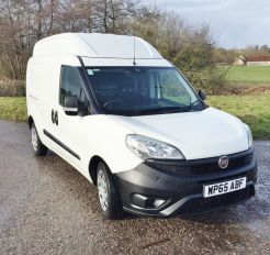 Used FIAT DOBLO CARGO in Frome, Somerset for sale
