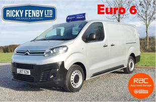 Used CITROEN DISPATCH 1.6 in Frome, Somerset for sale