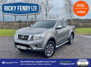 Used NISSAN NAVARA in Frome, Somerset for sale
