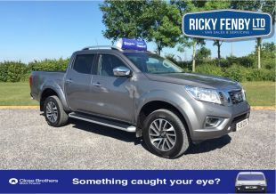 Used NISSAN NAVARA 2.3 in Frome, Somerset for sale