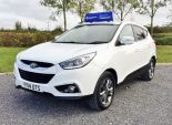HYUNDAI IX35 DIESEL ESTATE 2.0 CRDI SE NAV 5dr 6 SPEED - 785 - 3