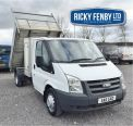 FORD TRANSIT ONE WAY TIPPER 350 DRW - 707 - 1