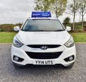 HYUNDAI IX35 DIESEL ESTATE 2.0 CRDI SE NAV 5dr 6 SPEED - 785 - 2