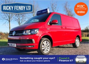 Used VOLKSWAGEN TRANSPORTER in Frome, Somerset for sale