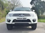 MITSUBISHI L200 2.5  DI-D 4X4 BARBARIAN LB Double Cab Pick Up 4WD 4Dr. - 570 - 4