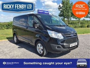 Used FORD TRANSIT CUSTOM in Frome, Somerset for sale