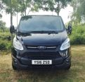 FORD TRANSIT CUSTOM 270 LIMITED 125BHP SWB LR  - 611 - 29