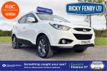 HYUNDAI IX35 DIESEL ESTATE 2.0 CRDI SE NAV 5dr 6 SPEED - 785 - 1