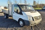 FORD TRANSIT ONE WAY TIPPER 350 DRW - 707 - 28