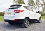 HYUNDAI IX35 DIESEL ESTATE 2.0 CRDI SE NAV 5dr 6 SPEED - 785 - 20