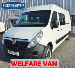 Used VAUXHALL MOVANO in Frome, Somerset for sale