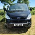 FORD TRANSIT CUSTOM 270 LIMITED 125BHP SWB LR  - 611 - 23