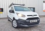 FORD TRANSIT CONNECT L2 H1 115BHP 240 P/V - 700 - 21