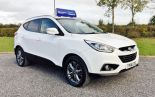 HYUNDAI IX35 DIESEL ESTATE 2.0 CRDI SE NAV 5dr 6 SPEED - 785 - 17