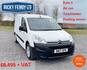 Used CITROEN BERLINGO in Frome, Somerset for sale