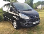 FORD TRANSIT CUSTOM 270 LIMITED 125BHP SWB LR  - 611 - 22
